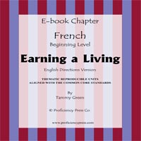 earning a living french ebook pub