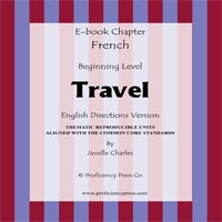 Travel french ebook pub red new