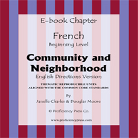 community and neighborhood french ebook pub